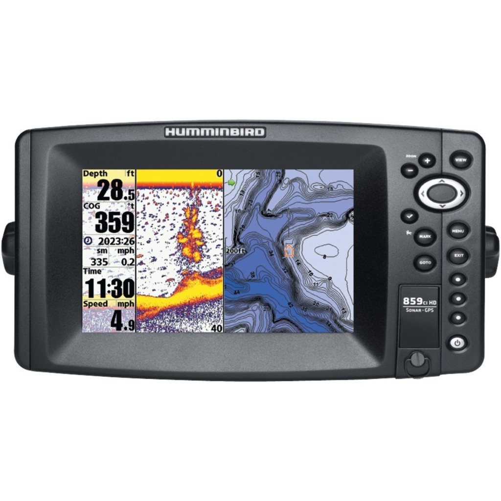 Humminbird 409120-1 859ci HD