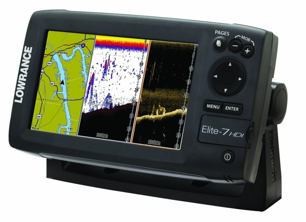 Lowrance elite 7 hdi review fish finder guy for Fish finder lowrance