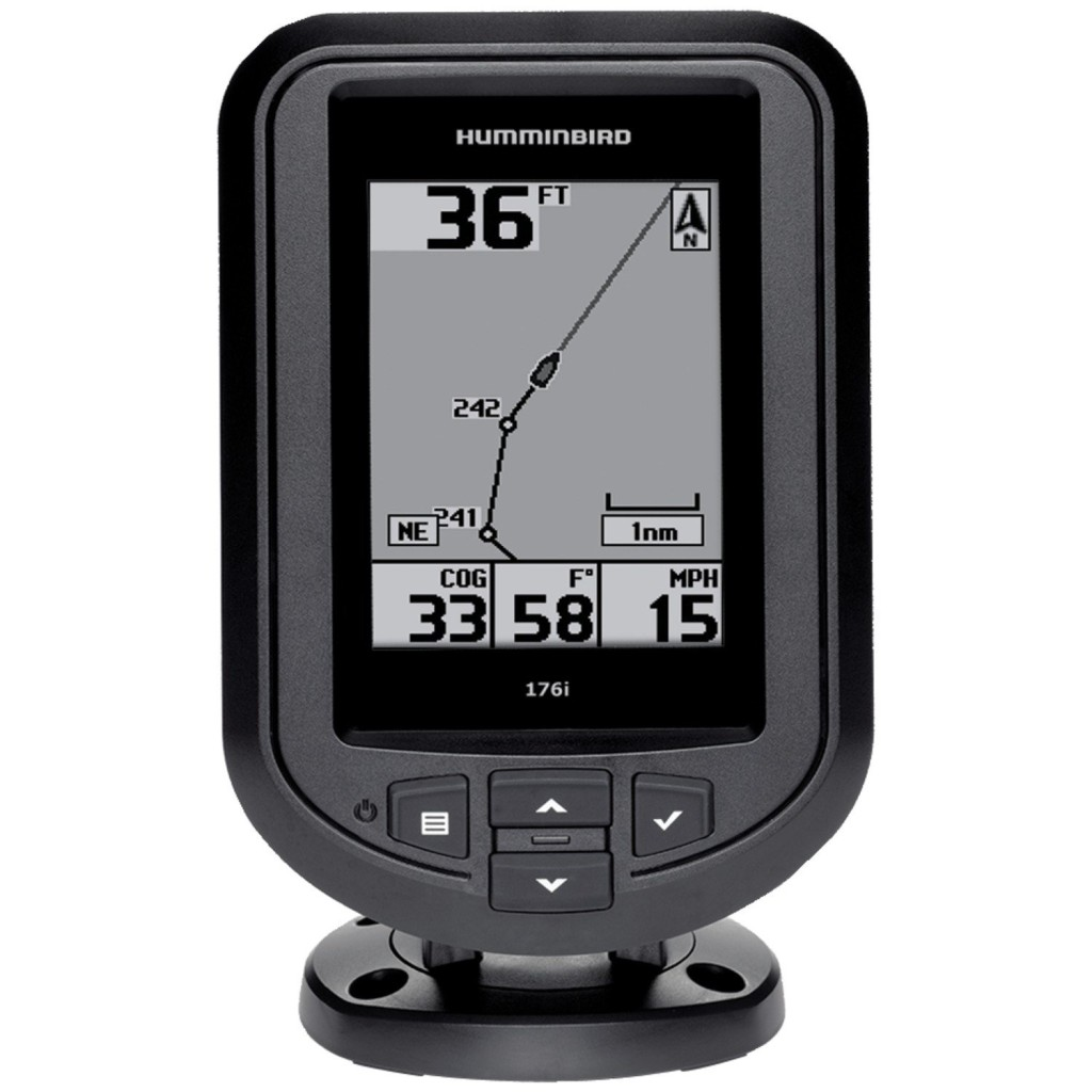 Humminbird piranhamax 176i review fish finder guy for Piranha fish finder