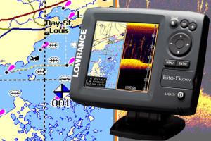 Lowrance Elite 5 DSI gps 300x200 humminbird radio wiring diagram wiring diagrams  at virtualis.co
