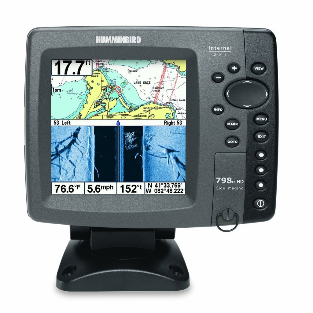 Humminbird 798ci hd si combo review fish finder guy for Humminbird fish finder