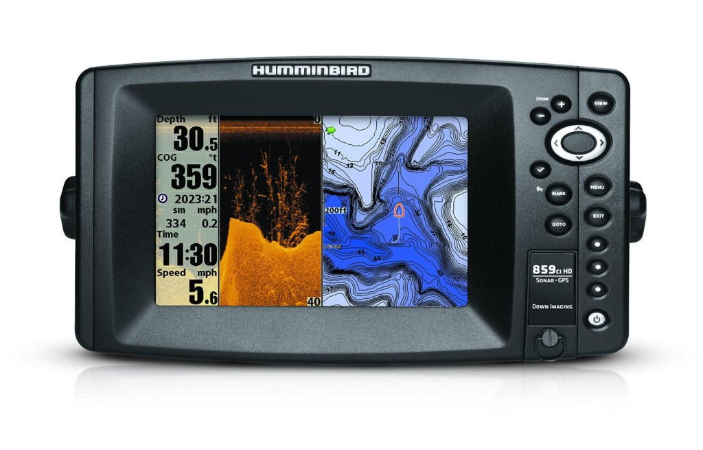 Humminbird sonar reviews for Humminbird fish finder