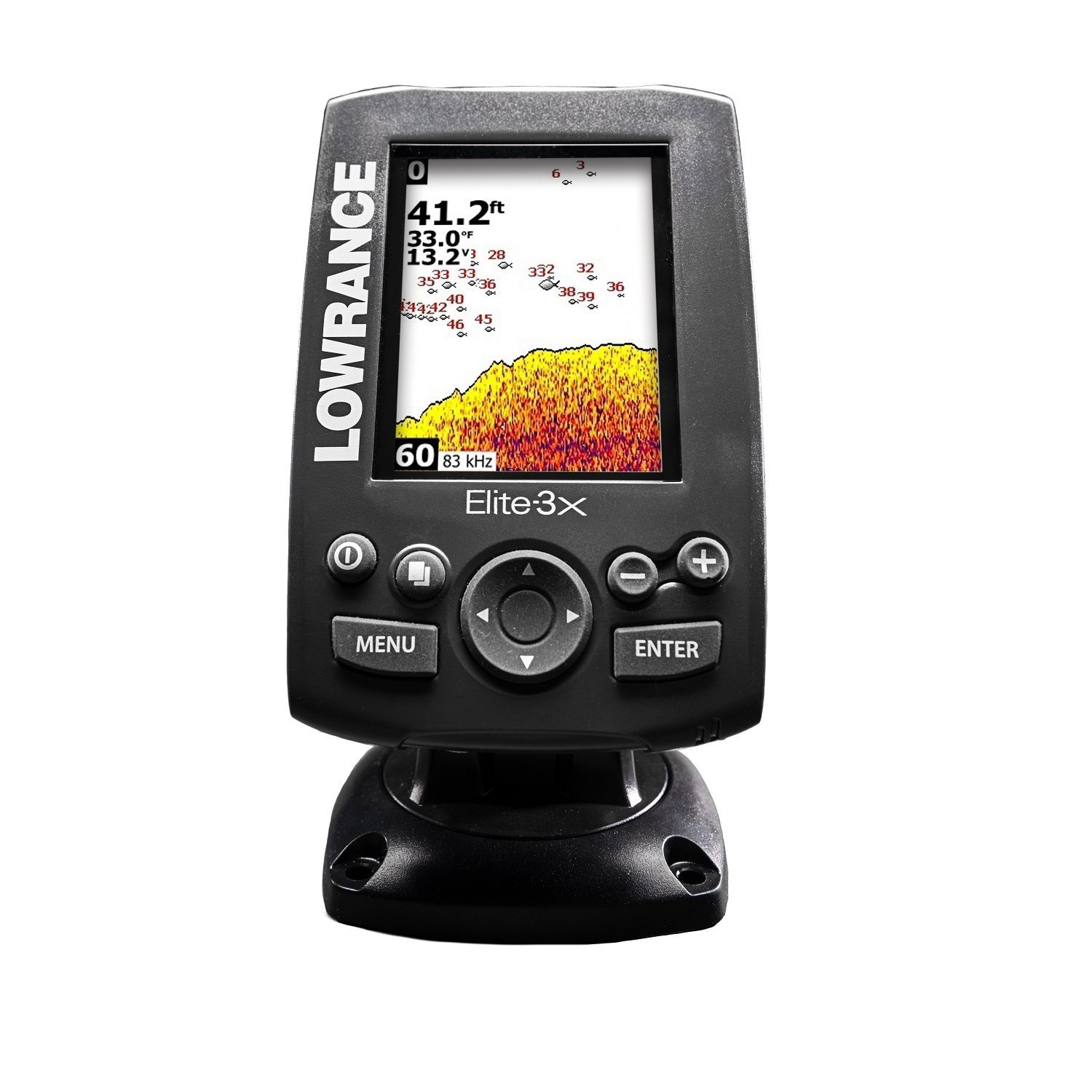 lowrance elite 3x review - fish finder guy, Fish Finder