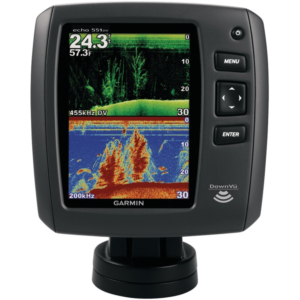 Garmin Echo 551dv Worldwide