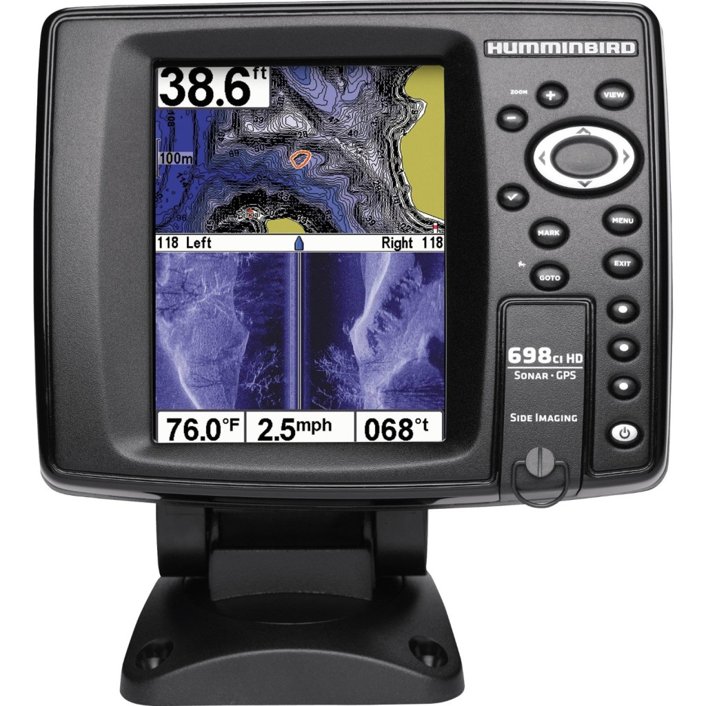 Humminbird 409470-1 600 698ci HD SI