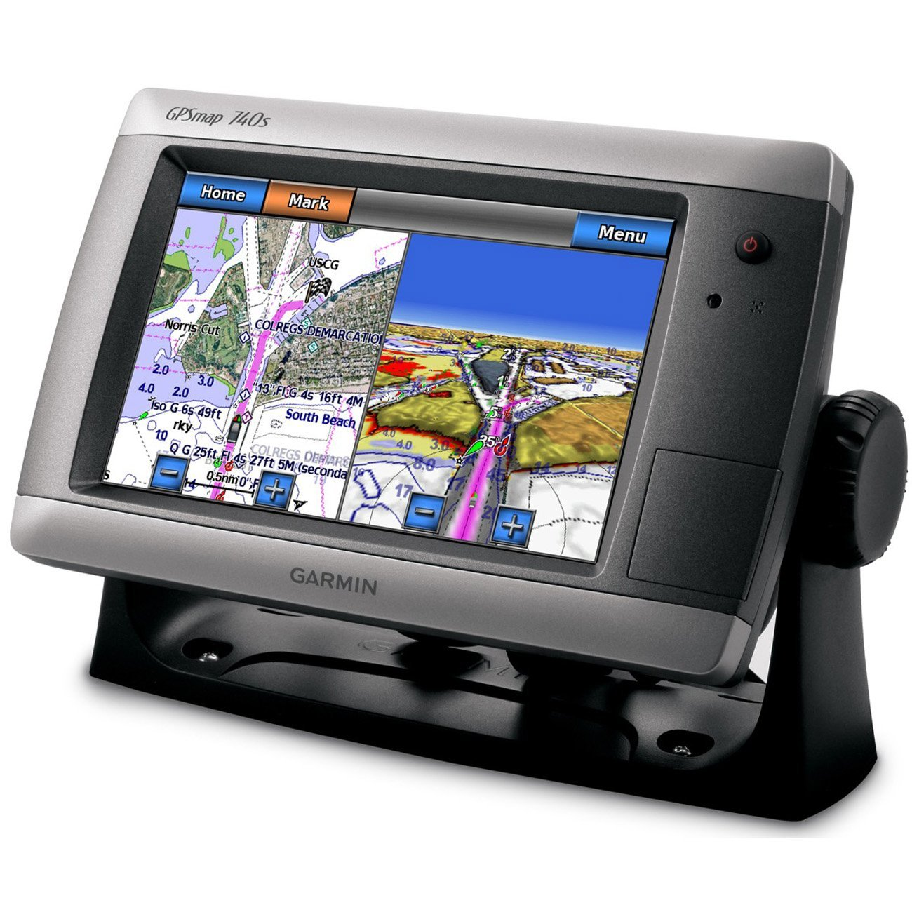 Garmin 740s Review - Fish Finder Guy