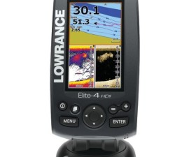 Lowrance Elite-4 HDI review