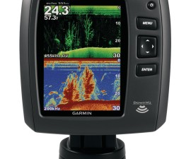 Garmin Echo 551dv review