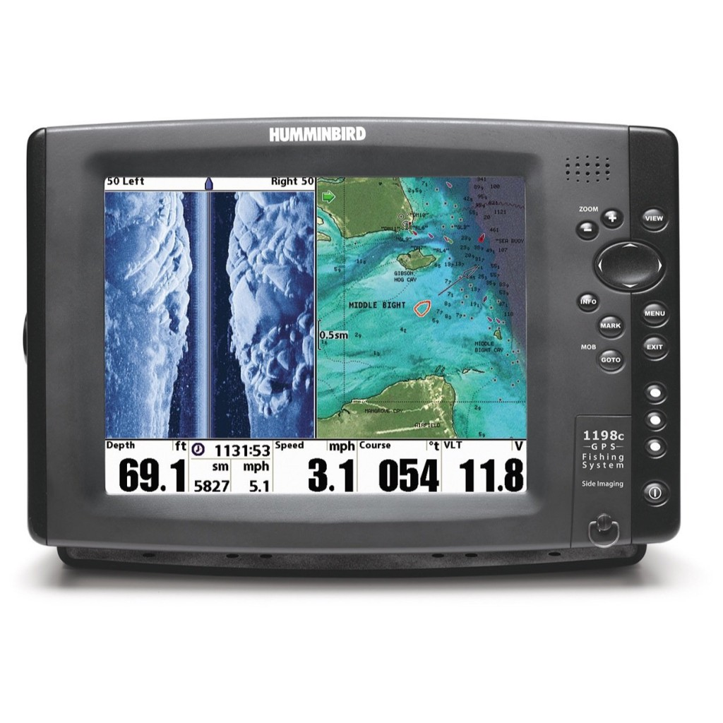 hummingbird fish finder reviews