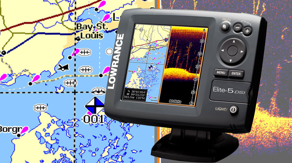 Lowrance Elite 5 DSI Review - Fish Finder Guy