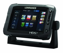 Lowrance HDS 7 gen2 Review