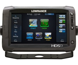 Lowrance HDS 9 gen2 Touch Review