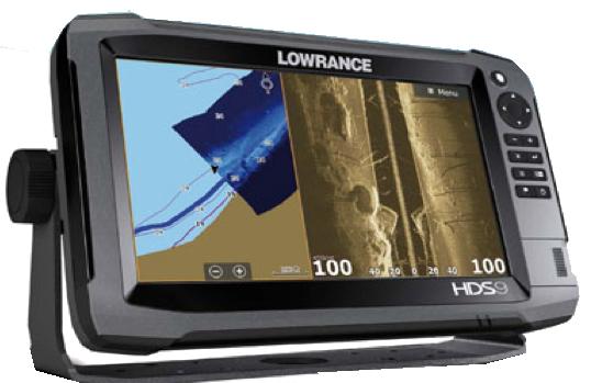Lowrance HDS 9 gen2 sonar