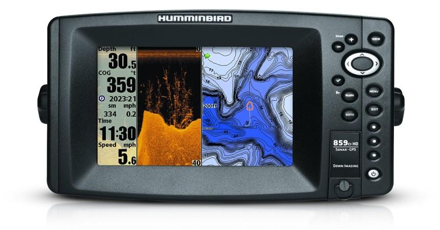 Humminbird 859ci HD DI Review