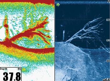 Humminbird 859ci HD DI sonar
