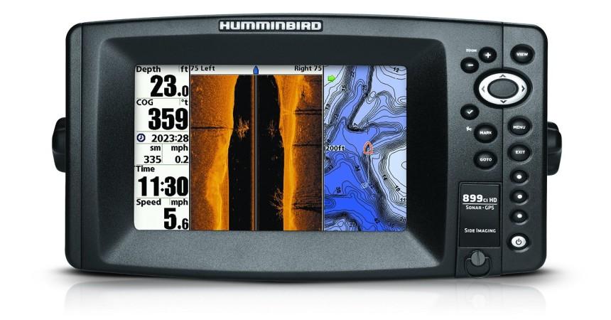 Humminbird 999ci HD SI Combo Review
