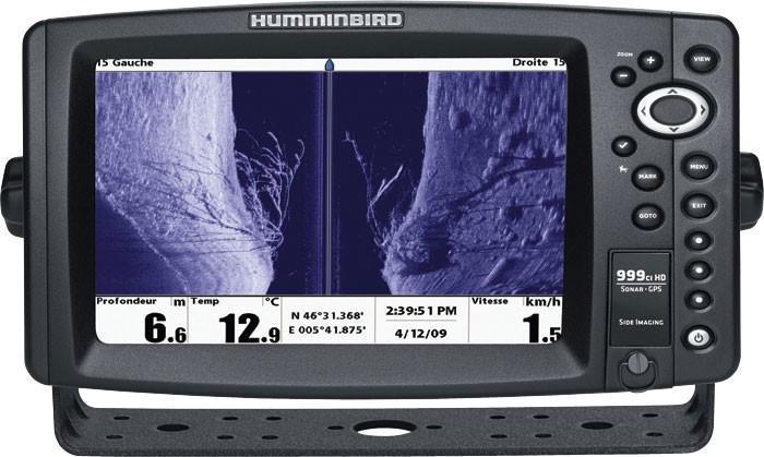 Humminbird 999ci HD SI sonar
