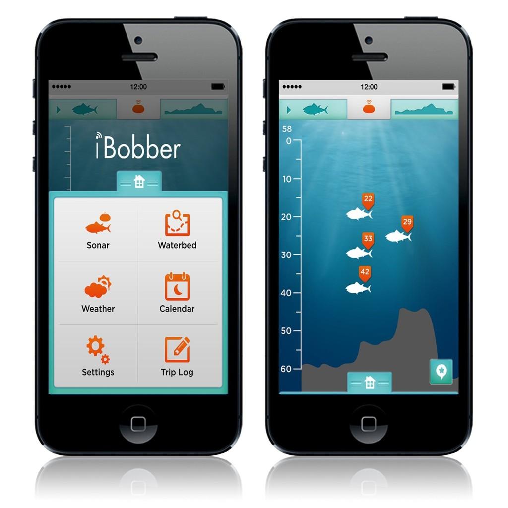 Ibobber review fish finder guy for Best castable fish finder